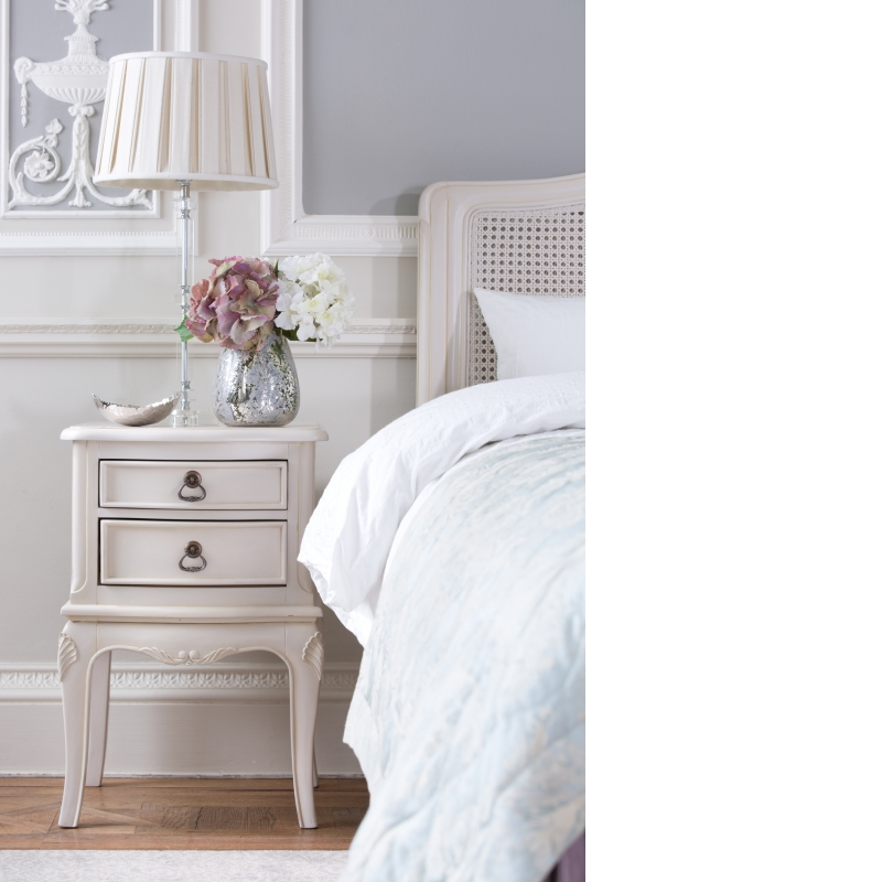 Welcome To Baker Furniture - Toulouse bedroom furniture white